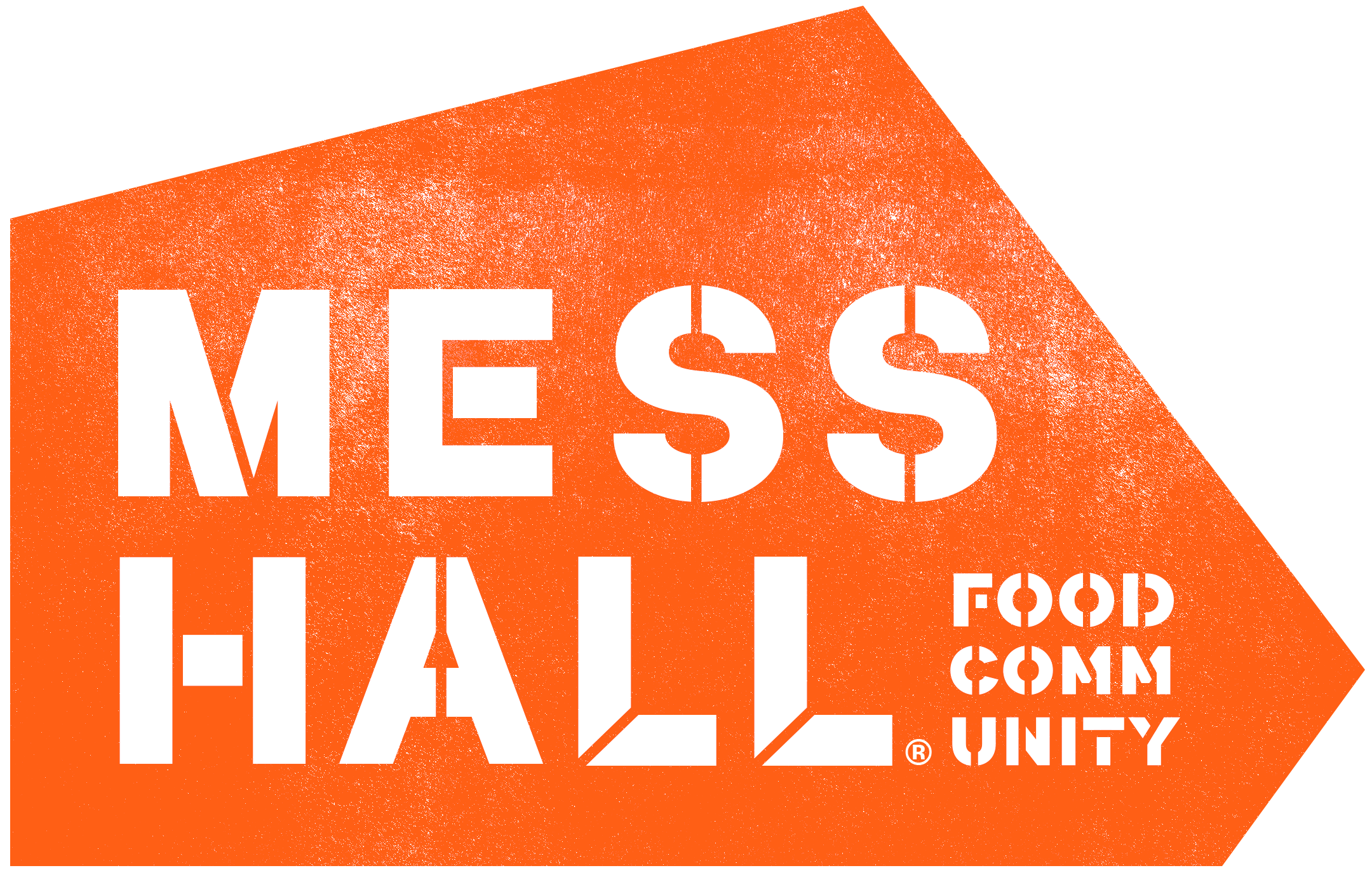 logo for Mess Hall