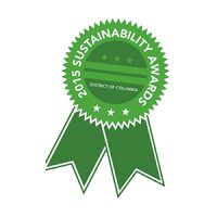 2015 DC's Department of Energy & Environment Sustainability Award Winner